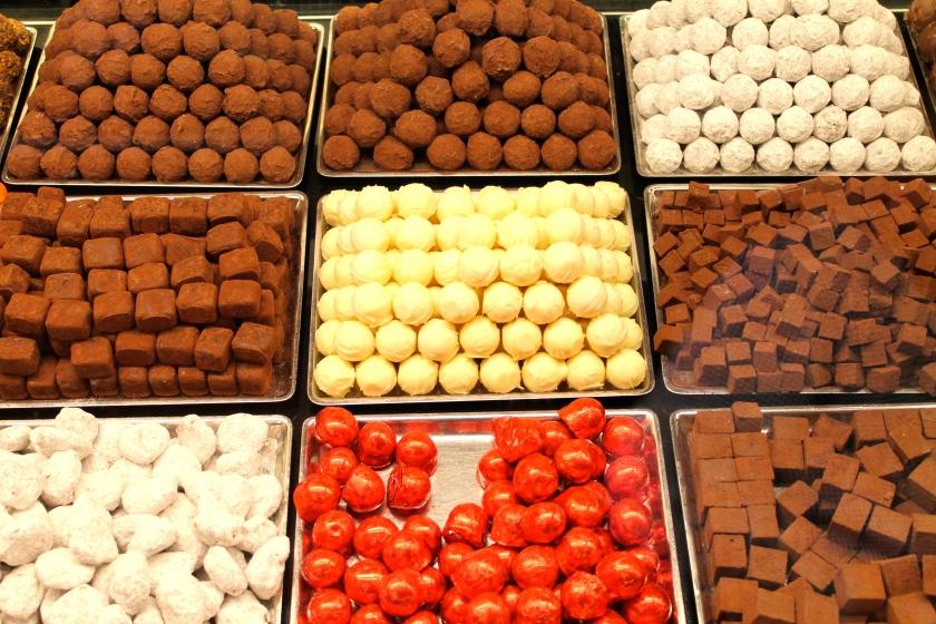 chocolate de Berna