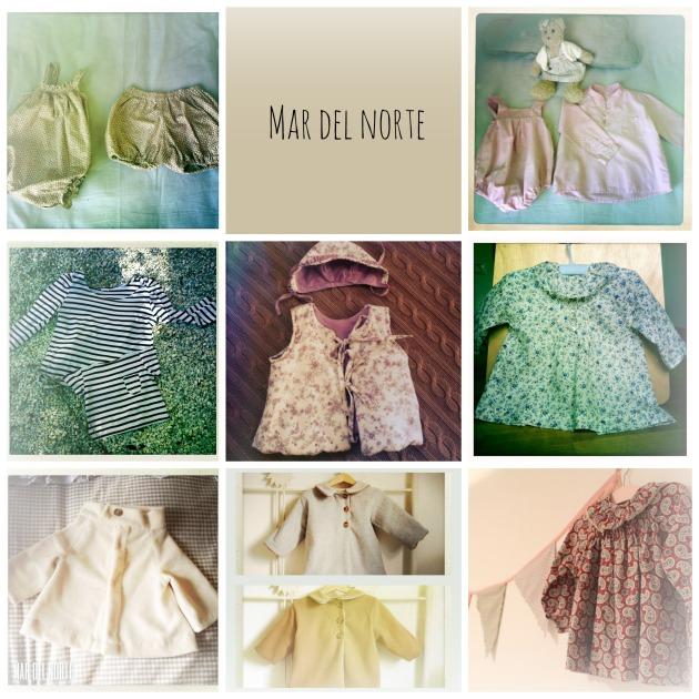 patrones moda niños