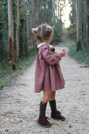 DIY vestido niña