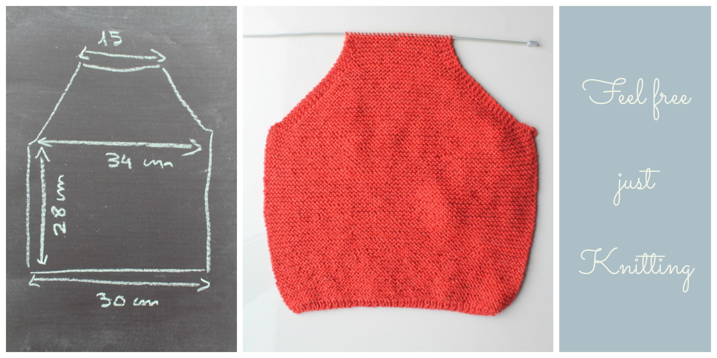 El por qué del knitting -y una chaqueta de niño talla cuatro años-  