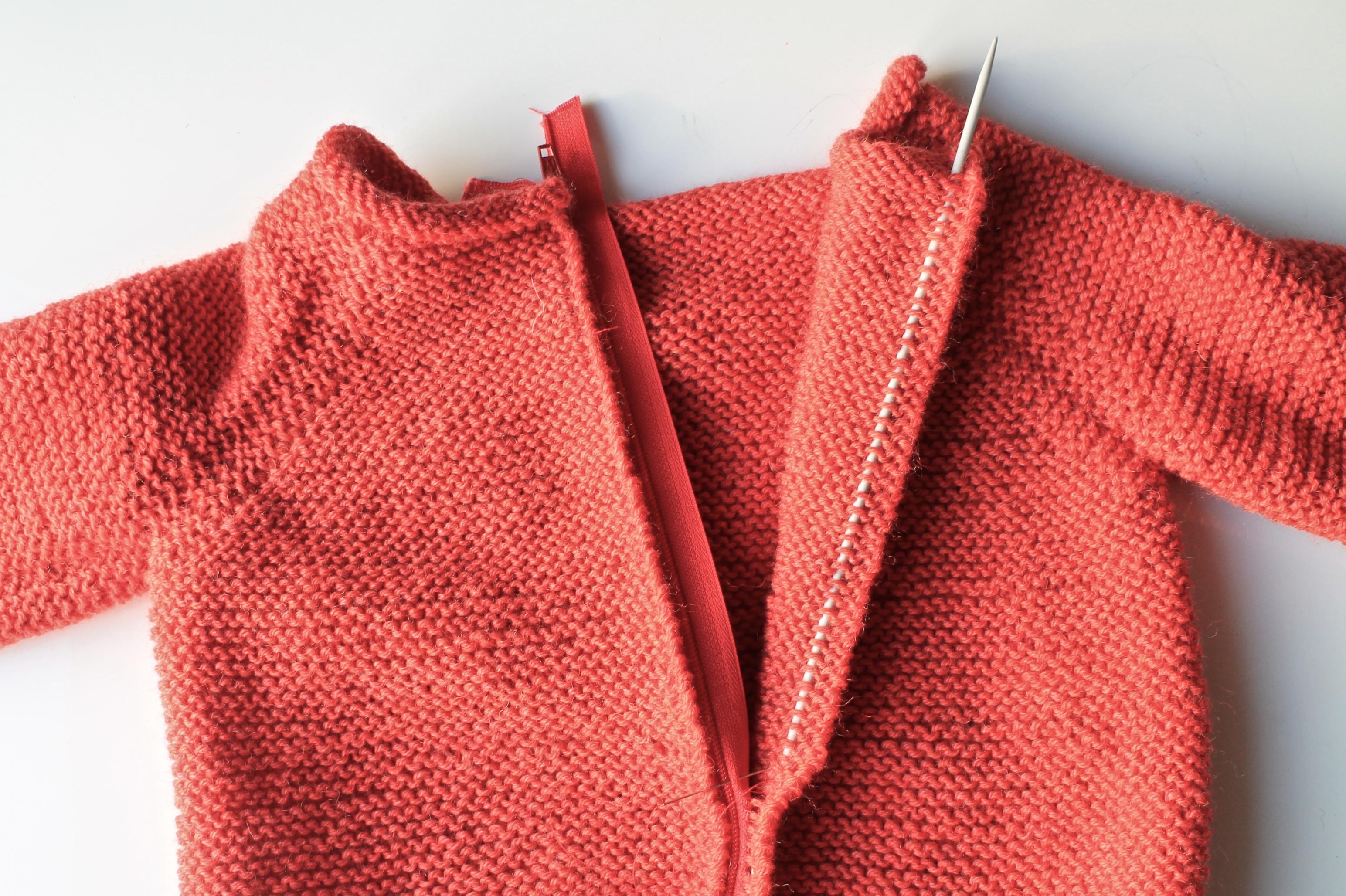 El por qué del knitting -y una chaqueta de niño talla cuatro años- |