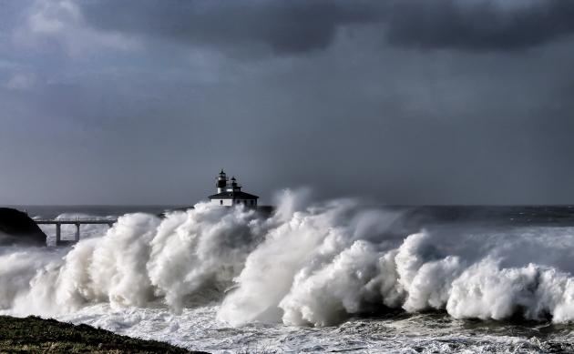 Atardeceres de Mar del Norte