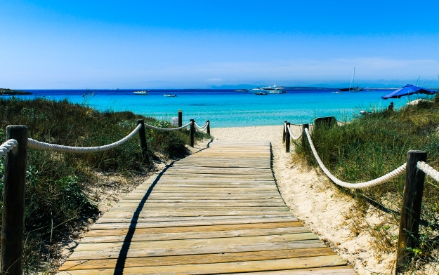 playa, pilletes, formentera