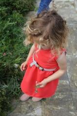 vestido niña