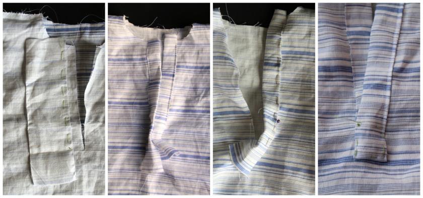 tapetas, camisa