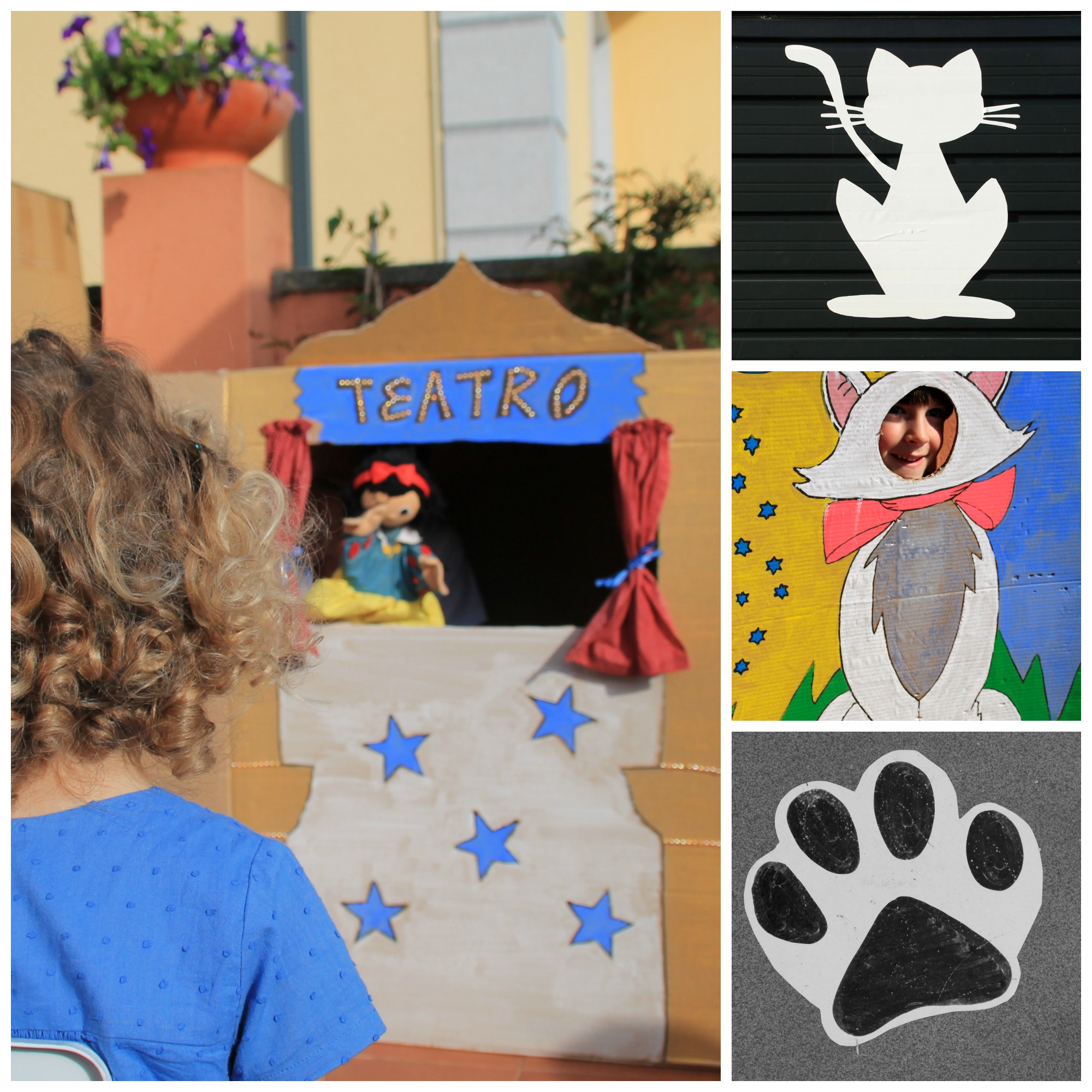 La pandilla del parque ideas para decorar una fiesta de - Decorar dibujos infantiles ...