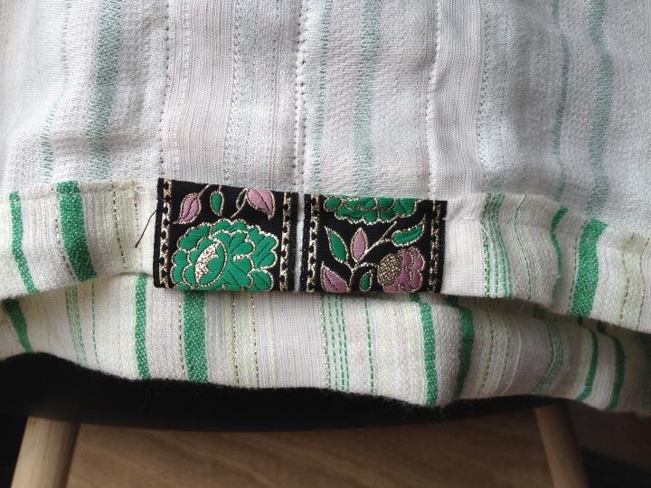 molde, patrón, blusa, poncho, sencillo, facil