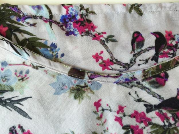 camisola, kimono