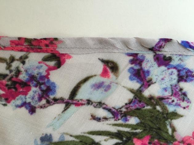 blusón, kimono