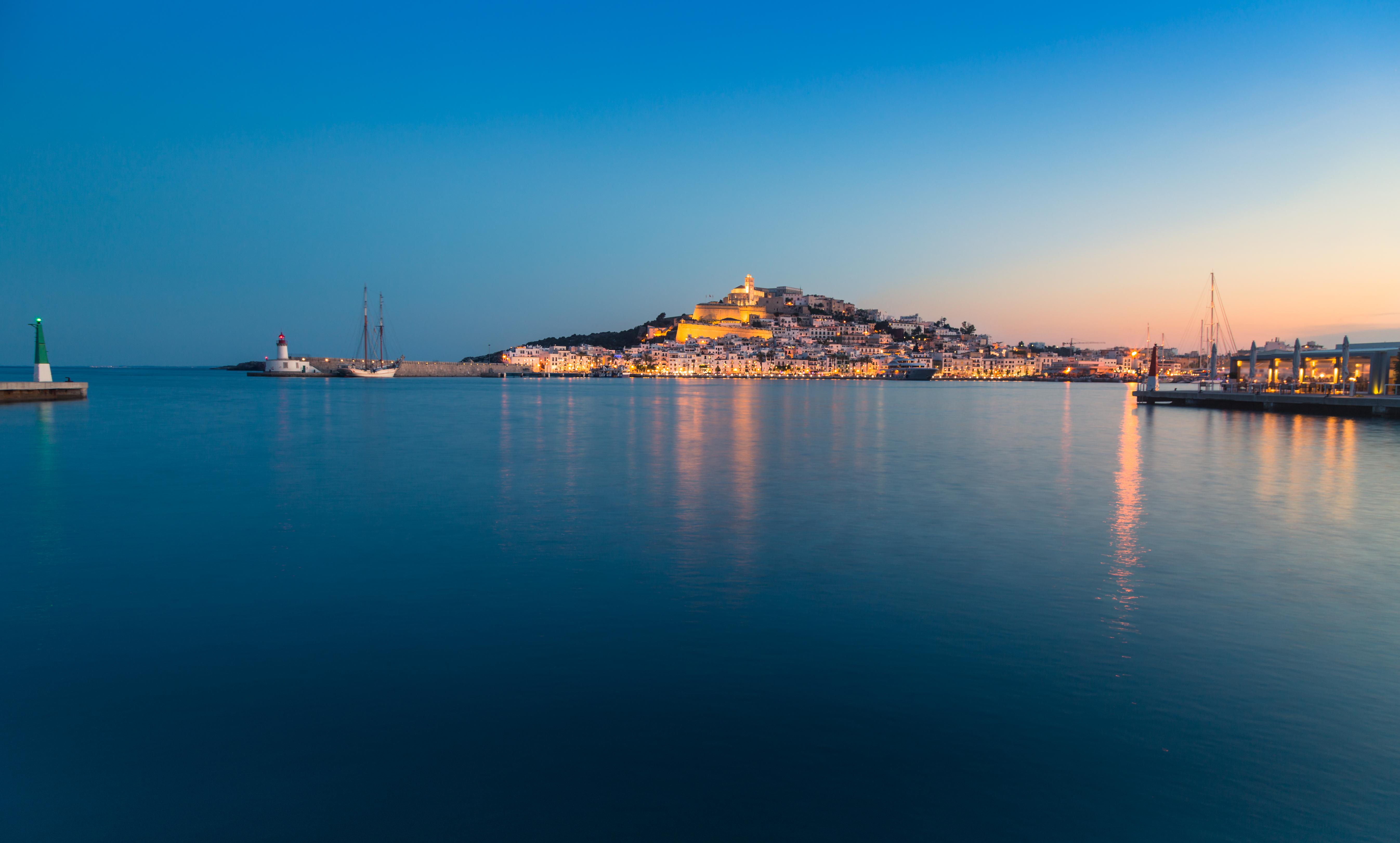 Ibiza for El jardin de luz ibiza