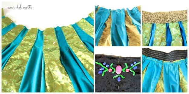 Vestido ana coronación