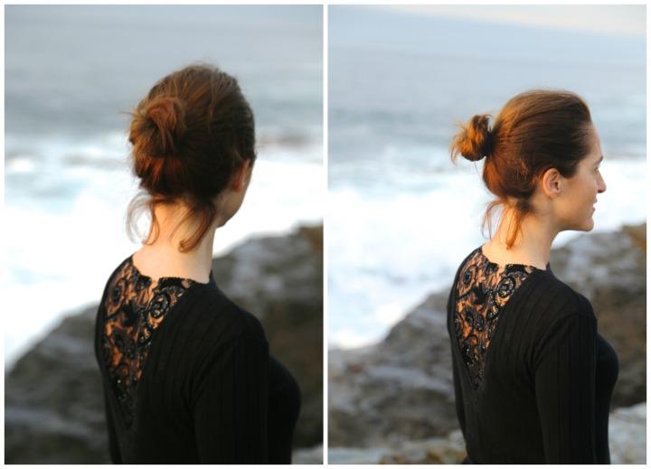 camiseta escote espalda
