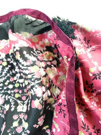 patrón kimono