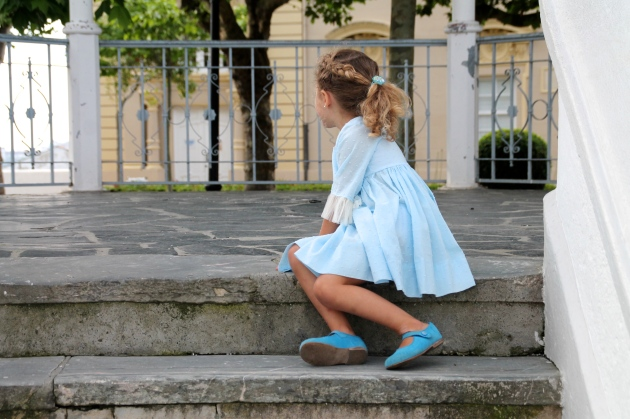 vestido plumeti