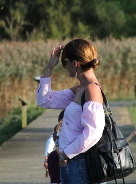 blusa off the shoulder