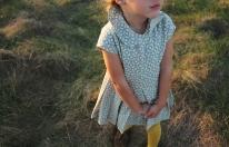vestido niña paso a paso