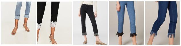 bajos jeans